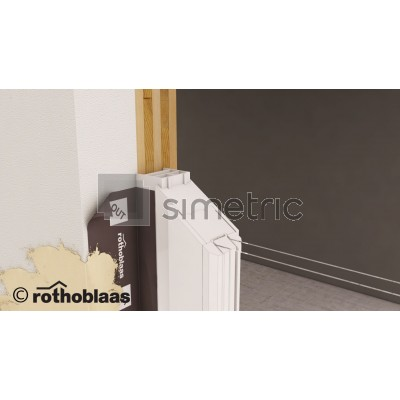 ROTHOBLAAS PLASTERBAND OUT LINER 12/63 - D67441