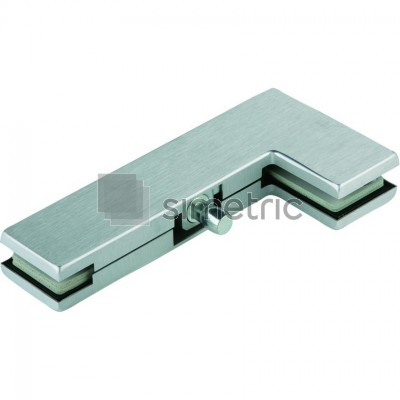 DORMA Universal Light - PT 40 - Balama supralumina si luminator lateral - Sticla 10 / 12mm - 03.542.700