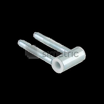 DORMA - Pivot cu 2 pini pentru tocuri de lemn - 11.310