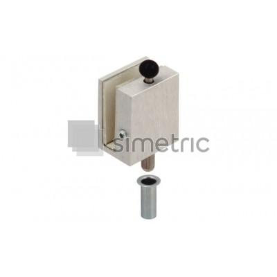 DORMA Zavor incuiere in pardoseala sau toc pentru canatul inactiv, grosime sticla 8mm - 12.301.150