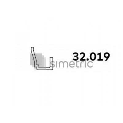 DORMA ALEXA AT 44 / 50  - Bagheta geam fix - 5.5 ml - 32.019