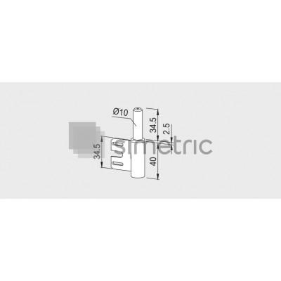 DORMA - Pivot pentru tocuri de otel - 10.423