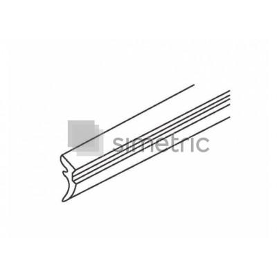 Garnitura 2 mm pentru panouri fixe