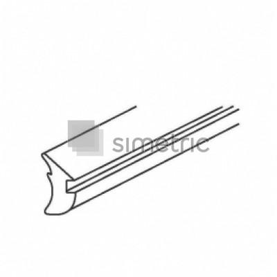 Garnitura 4 mm pentru panouri fixe