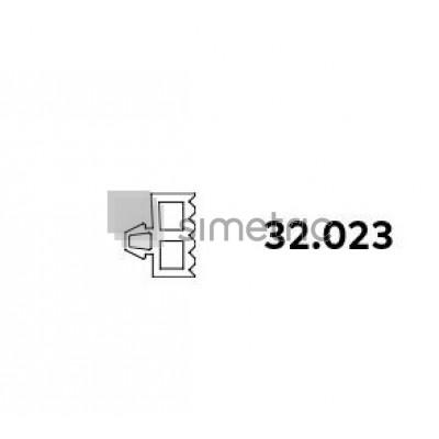 DORMA ALEXA AT 44 / 50 - Garnitura panou fix - 25 ml - 32.023